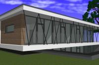 immeuble bureau etude ingénieur BGS BGNS Habay basse énergie extension transformation 1