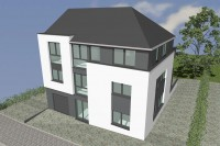 Ensemble logement immeuble appartement basse energie Arlon architecte 8