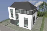 Ensemble logement immeuble appartement basse energie Arlon architecte 8