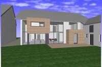 transformation extension renovation Vance Etalle Erpelding solaire thermique photovoltaique