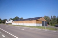 Simonet Vance hangar stockage pomme de terre agricole panneau beton prefabriqué bardage bois Glesener Bastogne architecte Arlon Etalle2