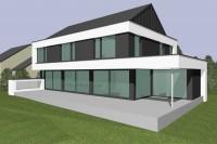 Y Lambert Papa Architecte Arlon Viville maison passive basse énergie 2