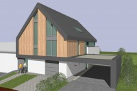 Z Havart transformation rénovation architecte arlon attert heinstert arlon habay virton maison passive basse énergie contemporain moderne bois bardage AP1 3D6
