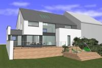 Borges - a architecte Virton architecte Messancy maison basse énergie maison contemporaine architecte Meix-le-Tige Nerden construction