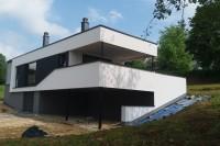 d Schmitz architecte Meix-le-Tige architecte province Luxembourg maison passive transformation extension entreprise Grandjean Servalux Artfac Serge Finfe
