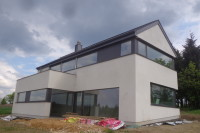 f1 Gengler architecte Habay architecte Virton architecte Fauvillers Tintange maison basse énergie contemporraine
