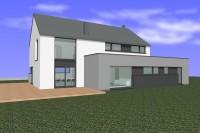 Architecte province Luxembourg architecture contemporaine architecte maison basse énergie architecte Arlon r1