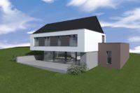 YY Mesry maison basse énergie contemporaine architecte arlon messancy habay attert trespa eternit 2