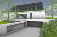 ZZZ Merveille Peignois architecte Virton Mussy Musson maison passive contemporain basse énergie toiture plate végétale ardoise 1